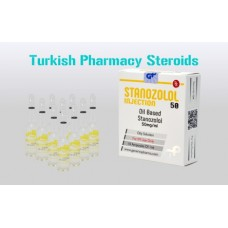 Generics Pharma Stanozolol Oil Based