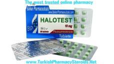 Balkan Pharma Halotest