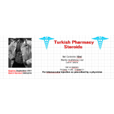 TP Domestic - Turinabol 20 mg